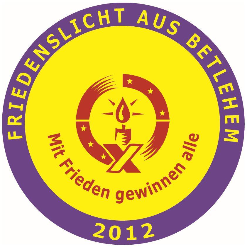 Friedenslicht 2012