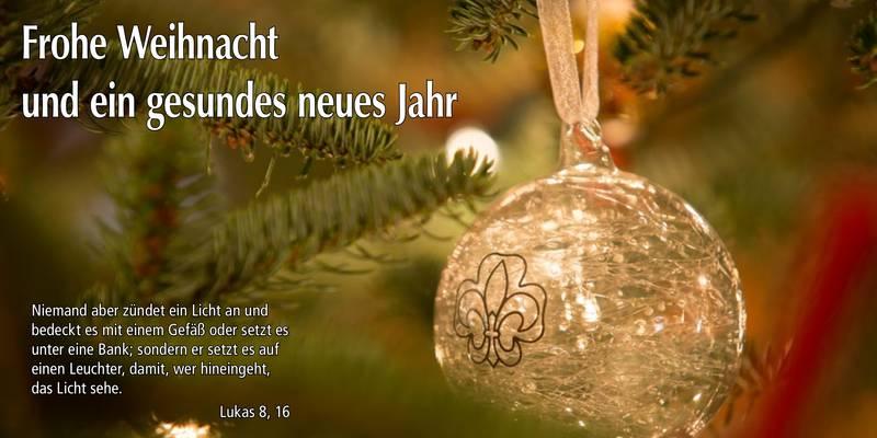Weihnachtsgruß 2013