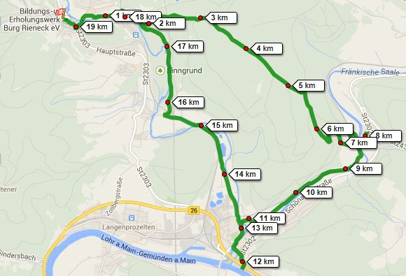 Route Hajk